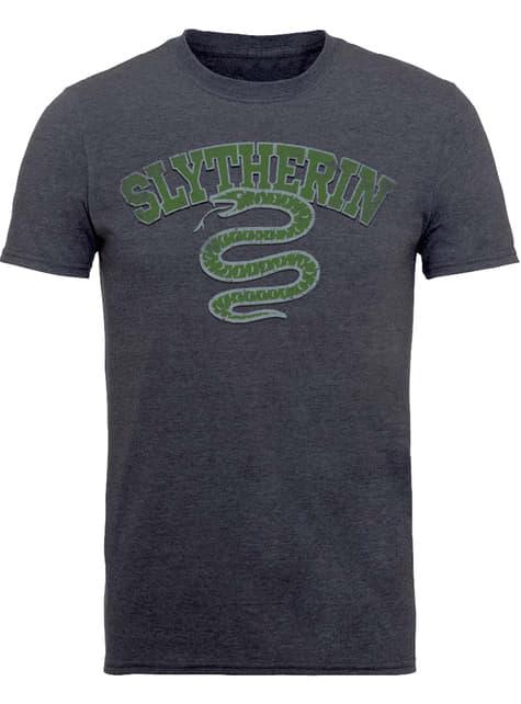 Harry Potter Slytherin Sport T-shirt til mænd