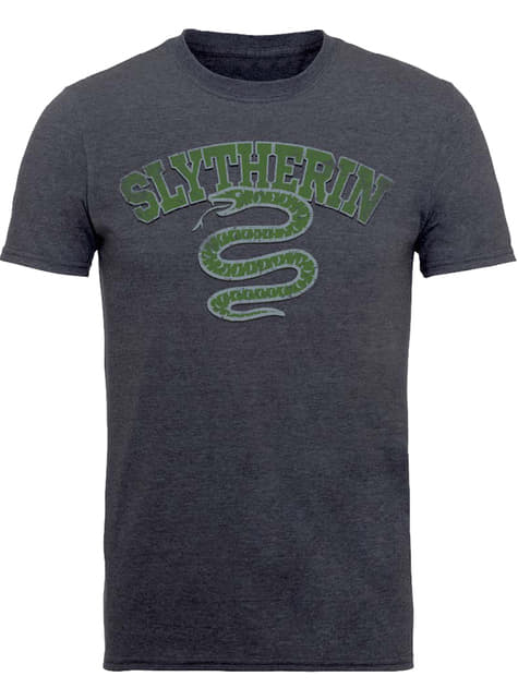T-shirt Harry Potter Slytherin Sport homme