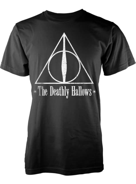 Camiseta de Harry Potter The Deathly Hallows