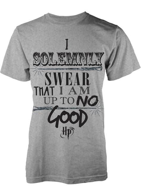 T-shirt de Harry Potter Up To No Good