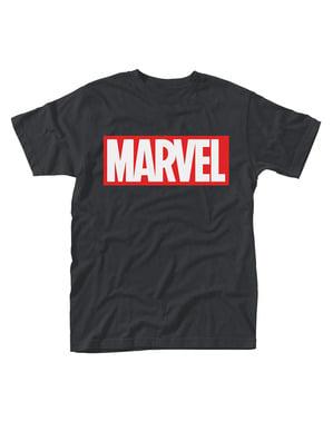 Maglietta Marvel Comics Logo per uomo