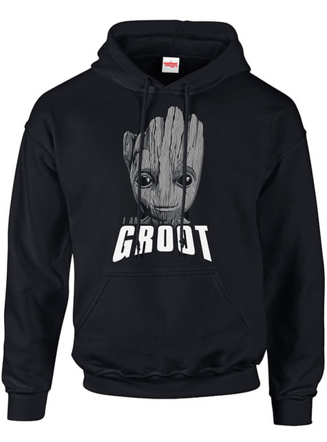 Groot Face Sweatshirt Guardians of the Galaxy Vol 2