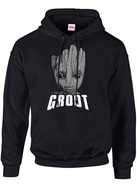 Guardians of the Galaxy Vol 2 Groot Ansikt genser