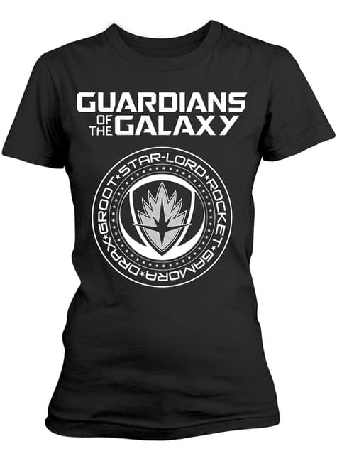 Guardians of the Galaxy Vol 2 Seal t-shirt for women