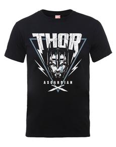 Thor Ragnarok  Asgardian Triangle t-paita 3513f171b6