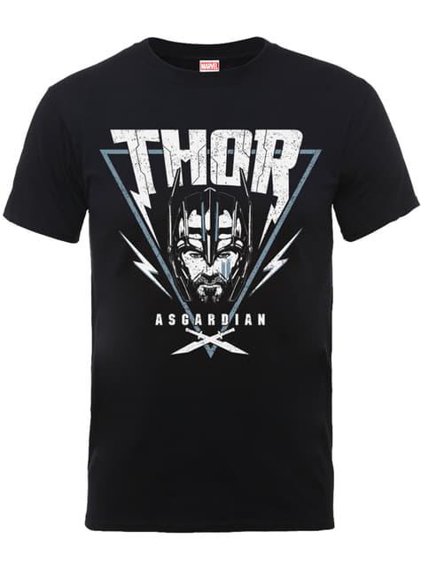 Camiseta de Thor Ragnarok Asgardian Triangle