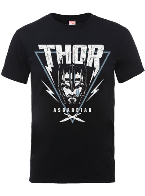 T-shirt de Thor Ragnarok Asgardian Triangle