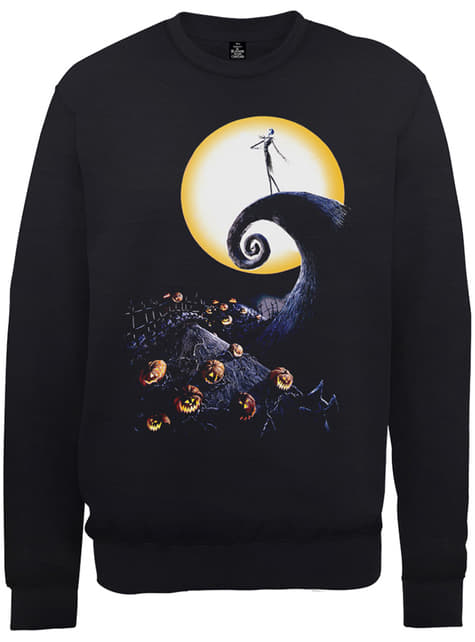 The Nightmare Before Christmas The Cemetery sweatshirt