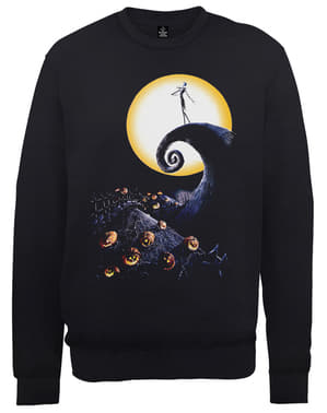 The Cemetery Sweatshirt A Nightmare before Christmas