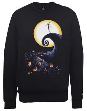 The nightmare before christmas kirkegård hoodie