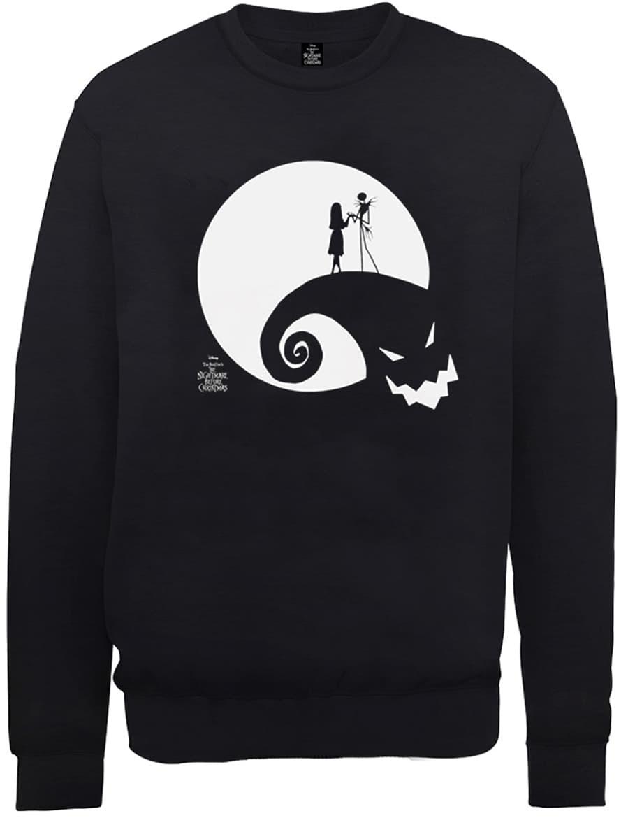 The Nightmare Before Christmas The Moon Oogie Boogie sweatshirt ...