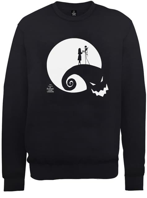 The Nightmare Before Christmas The Moon Oogie Boogie sweatshirt