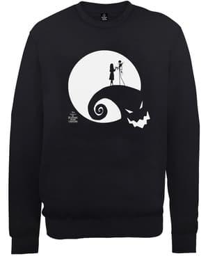 The Moon Oogie Boogie Sweatshirt A Nightmare before Christmas