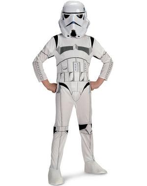 Stormtrooper kostume til små børn