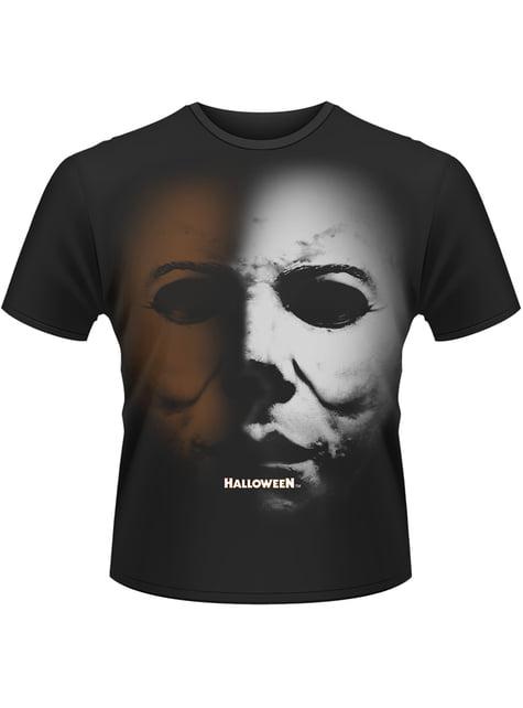 Halloween Michael Myers Mask t-shirt