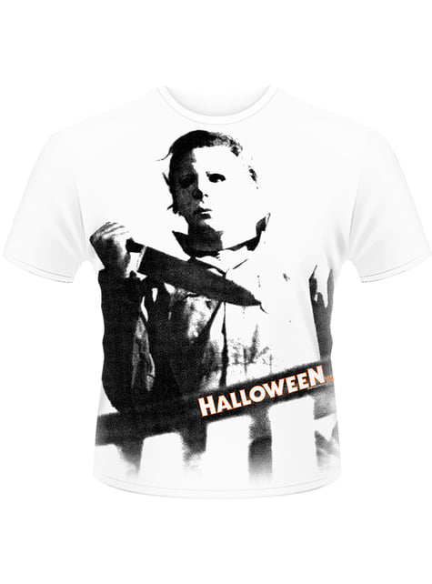 T-shirt de Halloween Michael Myers