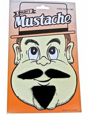 Mustață de muschetar