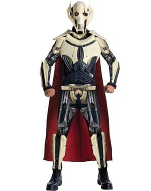 Deluxe General Grievous kostume til voksne
