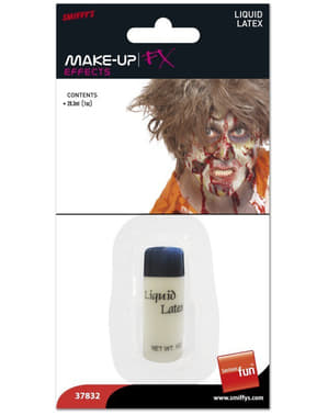 Flydende latex make-up