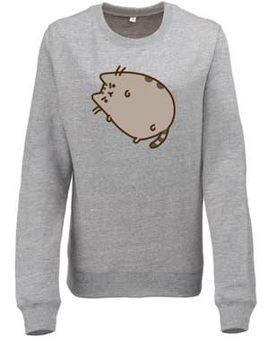 Pusheen Grumpy sweatshirt for adults