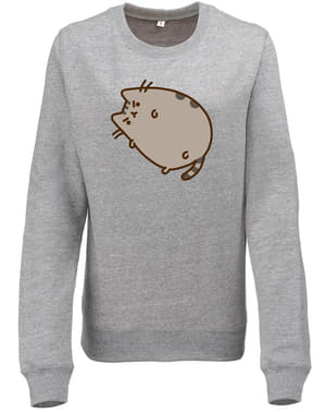 Sweat Pusheen Grumpy adulte