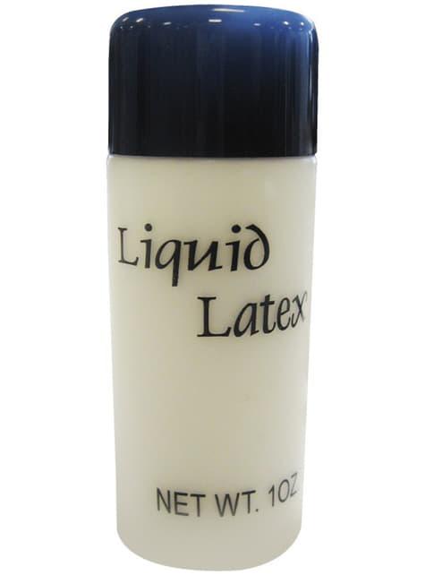 Maquillage en latex liquide