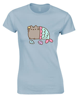 Mercat T-Shirt für Damen von Pusheen
