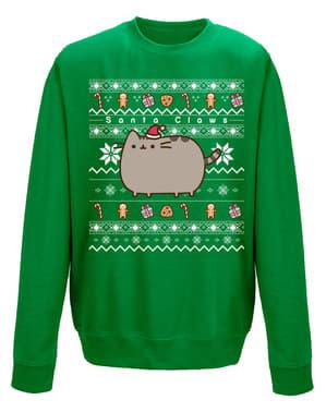 Pusheen Santa Claws pulóver felnőtteknek