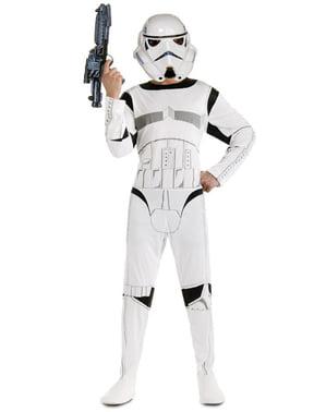 Dräkt Stormtrooper till vuxen