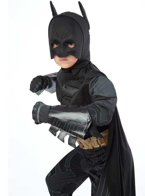 Fato de Batman TDK Rises Deluxe infantil