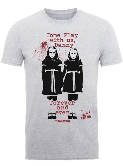 Camiseta de El Resplandor Come Play With Us