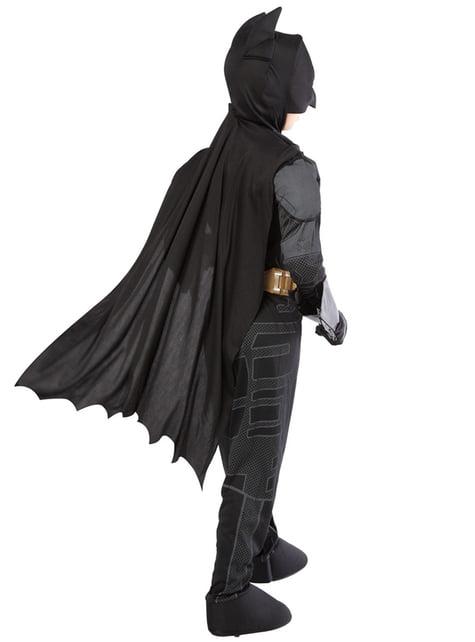 Deluxe Batman kostume til børn - Batman TDN Rises