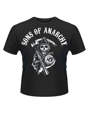 Sons of anarchy klassisk t-shirt