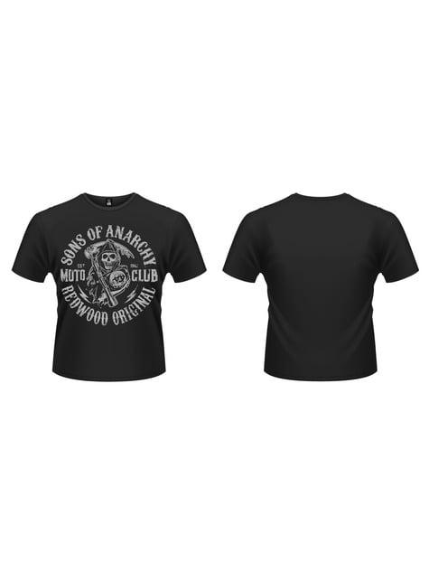 Camiseta de Sons Of Anarchy Moto Reaper