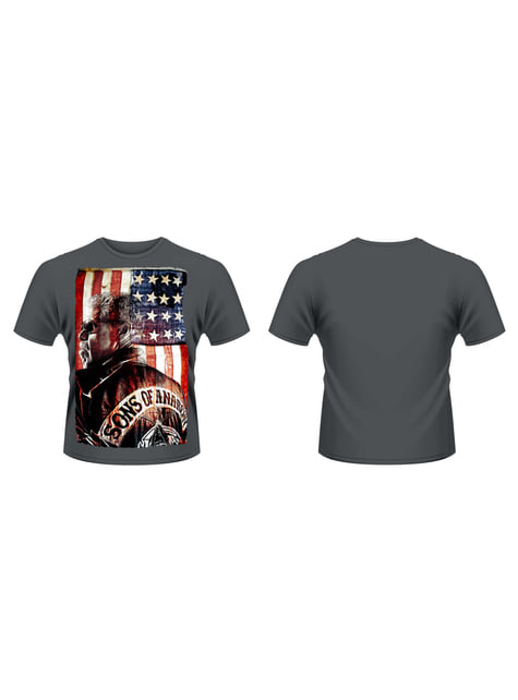 Sons Of Anarchy President t-shirt