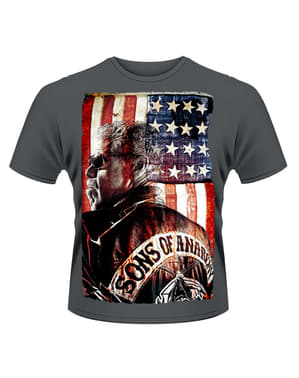 T-shirt Sons Of Anarchy President