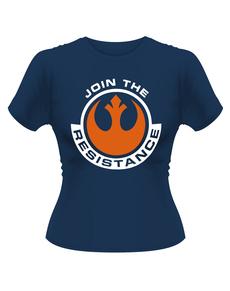 Dámské tričko Star Wars The Force Awakens (Hvězdné války  Sila se probouzí) 843da8bc7e