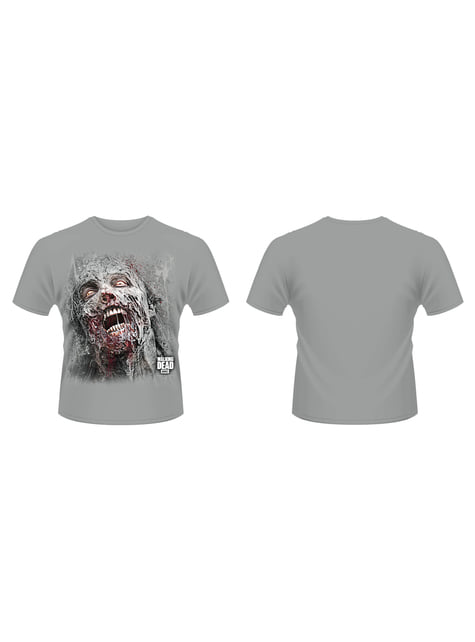 Camiseta de The Walking Dead Jumbo Walker Face - original