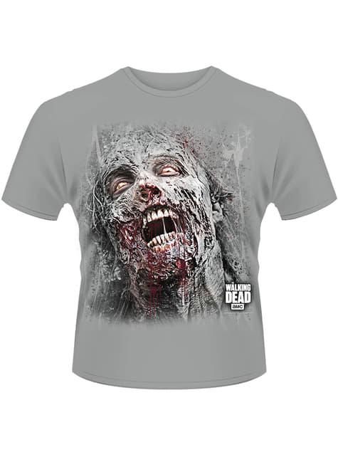 T-shirt de The Walking Dead Jumbo Walker Face