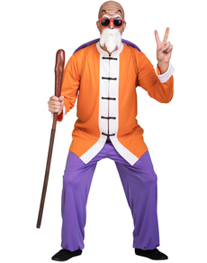 Disfraz de Muten-Roshi para Adulto – Dragon Ball