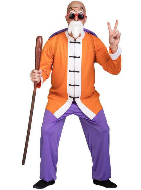 Disfraz de Muten-Roshi - Dragon Ball - hombre