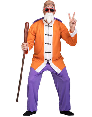 Master Roshi Kostume - Dragon Ball