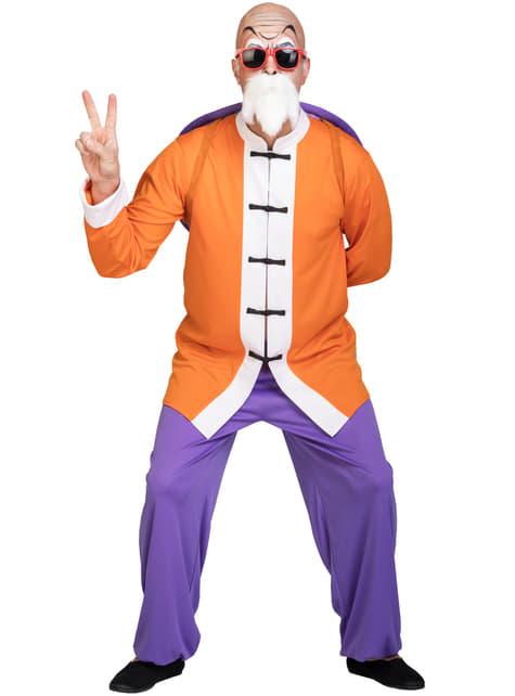 Disfraz de Muten-Roshi - Dragon Ball - el más divertido