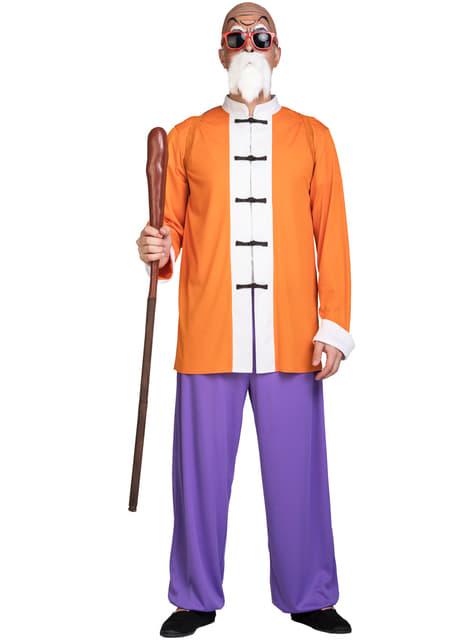 Disfraz de Muten-Roshi - Dragon Ball - ideas para disfrazarte