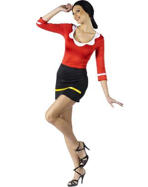 Costume Olivia Braccio di Ferro Sexy
