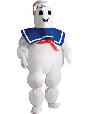 Costume Marshmallow Acchiappafantasmi Deluxe