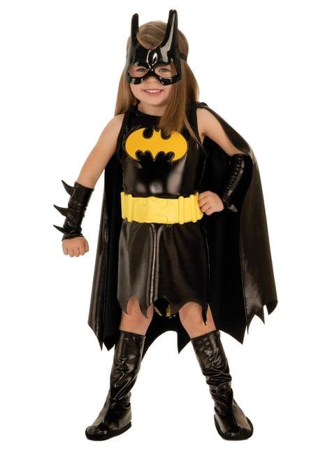 Disfraz de Batgirl niña - niña