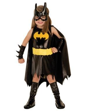 Batgirl Barnekostyme