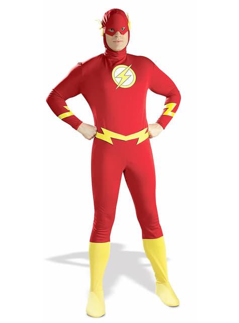 Strój Flash Classic dla dorosłych