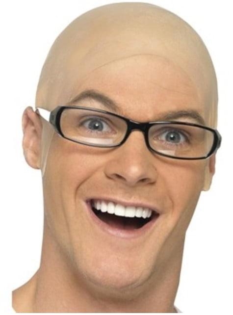 Calva cabeza pelada